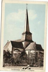 Bommiers - L'Eglise - Bommiers