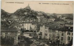 Champeix Vue Generale - Champeix