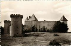 Auvergne et Bourbonnais - Chateau de la Roche-les-Aigueperse - Aigueperse