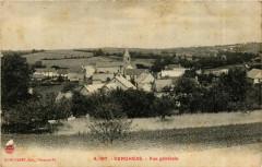 Vergheas Vue générale - Vergheas