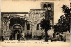 Mozac L'Abbaye de Mozac - Mozac