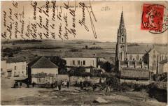 Loubeyrat Eglise et le Village - Loubeyrat