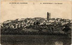 Le Centre de l'Auvergne Montpeyroux vue générale - Montpeyroux