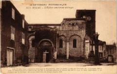 L'Auvergne Pittoresque Mozac L'Eglise - Mozac