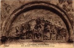 L'Auvergne Pittoresque Mozac Bas-Relief de l'Ancienne Abbaye - Mozac