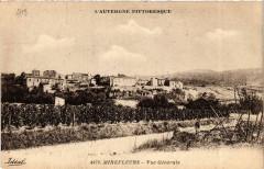L'Auvergne Pittoresque Mirefleurs vue générale - Mirefleurs