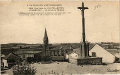 L'Auvergne Pittoresque Loubeyrat La Croix et l'Eglise - Loubeyrat