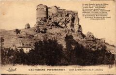 L'Auvergne Pittoresque Le Chateau de Busseol ` - Busséol