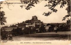 L'Auvergne Pittoresque Busseol Vue générale et le Chateau - Busséol