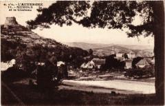 L'Auvergne Murols Et Le Chateau 63 Murol