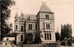 Carte photo Chaptuzat Chateau des Berangers - Chaptuzat
