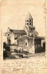 Saint-Saturnin L'Eglise - Saint-Saturnin