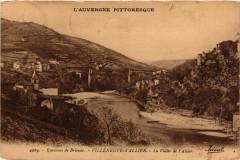 L'Auvergne Pittoresque Villeneuve-d'Allier La Vallée d'Allier - Villeneuve