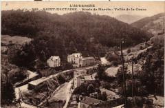 Auvergne Saint-Nectaire Route de Murols - Vallée de la Couze 63 Murol