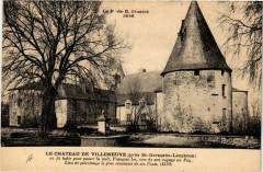 Le Chateau de Villeneuve pres St-Germain-Lembron - Villeneuve