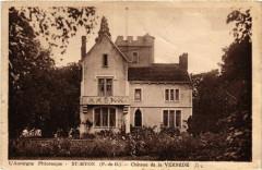 L'Auvergne Pittoresque Saint-Myon Chateau de la Vernede - Saint-Myon