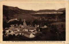 Vue générale de Chambon-sur-Lac - Chambon-sur-Lac