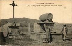 L'Auvergne Pittoresque Combronde La Croix et le Tonneau - Combronde