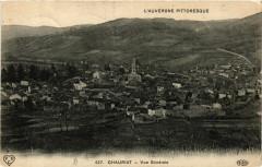 L'Auvergne Pittoresque Chauriat vue générale - Chauriat