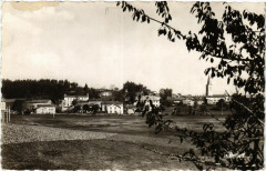 Eglisolles Le Bourg. Vue générale cote Sud - Églisolles