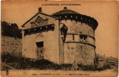 Chambon-sur-Lac Le Baptistere. Mon. Hist - Chambon-sur-Lac