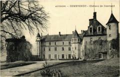 Auvergne Combronde Chateau de Joserand - Combronde