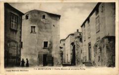 Mirefleurs - Vieille Maison et ancienne Porte - Mirefleurs