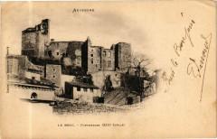 Auvergne - Le Broc - Porteresse (Xiii siecle) - Le Broc