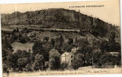 L'Auvergne Pittoresque - Le Cheix et les Grottes de Jonas - Le Cheix