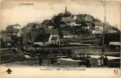 Puy-de-Dome - La tour d'Auvergne - La Tour-d'Auvergne