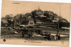 L'Auvergne - La tour d'Auvergne - La Tour-d'Auvergne