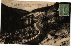 Saint-Antheme - Vallée de l'Enfer - Saint-Anthème