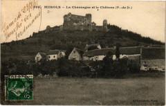 Murols - Le Chassagne et le Chateu (P.-de-D.) - Chassagne