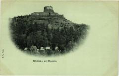 Chateau de Murols 63 Murol