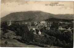 L'Auvergne - Murols - Vue générale 63 Murol