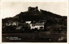 L'Auvergne - Chateau de Murols 63 Murol