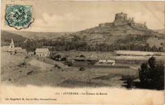 L'Auvergne - Le Chateau de Murols 63 Murol