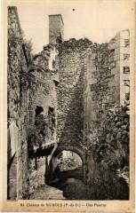 Chateau de Murols (P.-de-D.) - Une Poterne 63 Murol