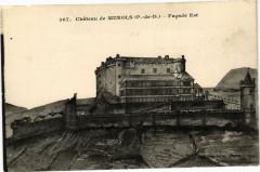 Chateau de Murols (P.-de-D.) - Facade Est 63 Murol