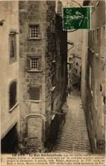 Le Puy-en-Velay - La Rue Rochetaillade - Le Puy-en-Velay