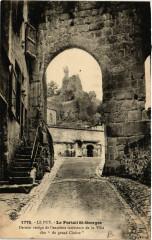 Le Puy-en-Velay - Le Portail St-Georges - Le Puy-en-Velay