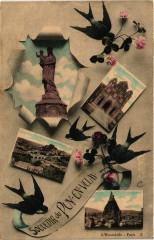 Le Puy-en-Velay - Scenes - Souvenir du Puy-en-Velay - Le Puy-en-Velay