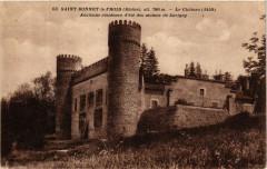 Saint Bonnet le Froid - Le Chateau de Savigny - Saint-Bonnet-le-Froid