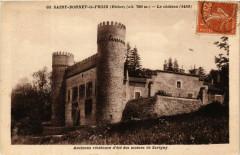 Saint Bonnet le Froid - Le chateau - Saint-Bonnet-le-Froid
