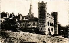 Chateau de Saint Bonnet le Froid alt. 787 m. - Saint-Bonnet-le-Froid