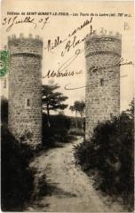 Chateau de Saint Bonnet Le Froid - Les Tours de la Luére - Saint-Bonnet-le-Froid