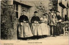 Costumes de Saint-Ilpize - Saint-Ilpize