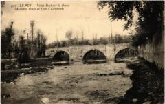 Le Puy - Vieux Pont sur la Borne (Ancienne Route de Lyon a Clermont - Borne