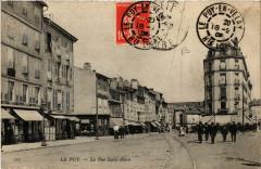 Le Puy - La Rue Saint-Haon - Saint-Haon