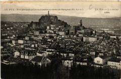 Le Puy - Vue generale prise de l'ancienne route de Saugues (Alt 630 - Saugues